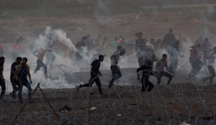 La Corte Suprema israelí avala el uso de fuerza mortal para reprimir protestas de palestinos