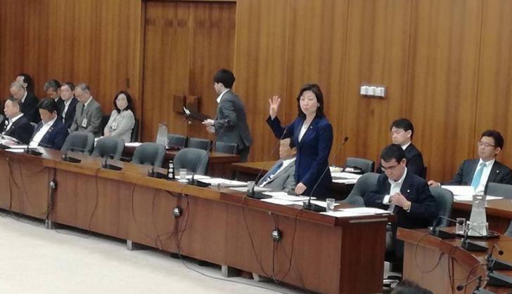 Japón promulga ley para promover participación de mujeres en la política. Foto: ministra Seiko Noda.
