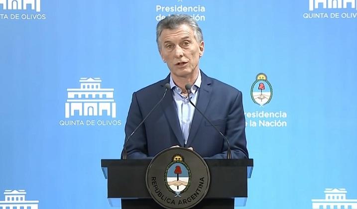 """Macri: """"La autocrítica que tengo que hacerme es que fui muy optimista"""""""