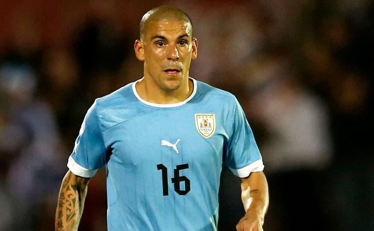 Maximiliano Pereira fue clave en algunos partidos de la selección