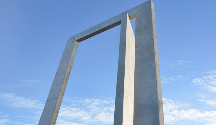 Espacio Memorial Penal de Libertad. Foto: Presidencia de la República.