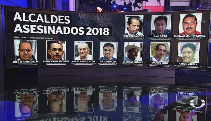 Instituto Electoral de México: la ola de violencia no impedirá las elecciones.