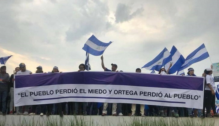 Nicaragua inicia un diálogo nacional tras casi un mes de protestas