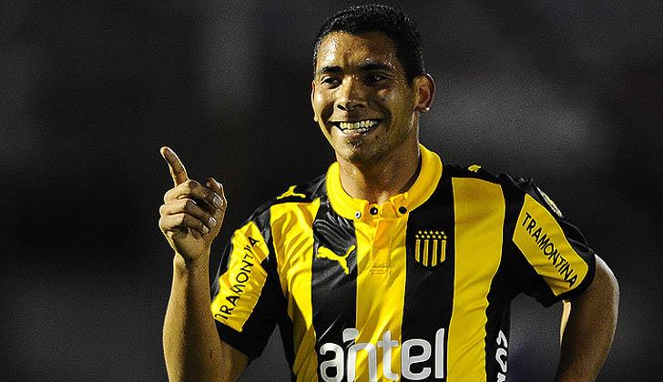 Cristian Palacios.