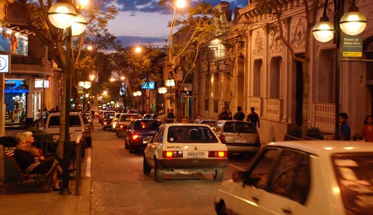 Ciudad de Salto. Foto: Intendencia de Salto.