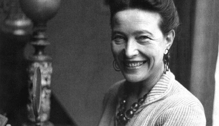 Simone de Beauvoir entra en la colección de La Pléiade.