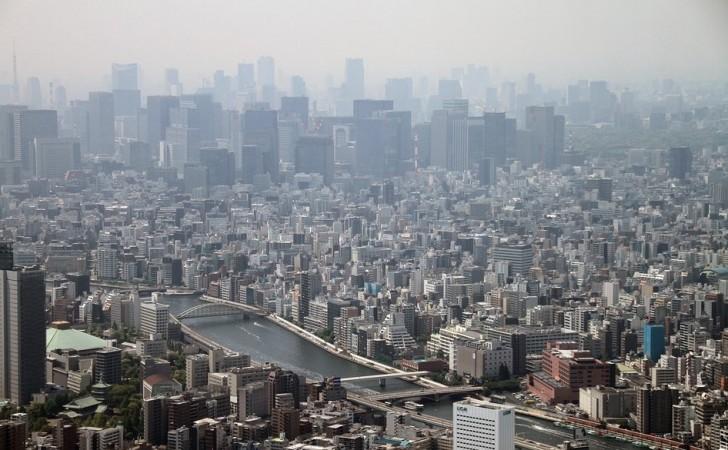 Tokio es actualmente la ciudad más sobrepoblada del mundo, con casi 38 millones de habitantes. Foto: Pixabay