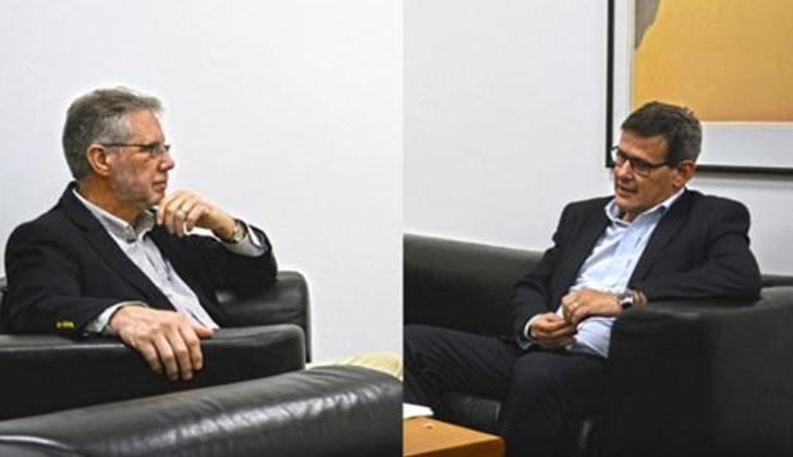 Jorge Vázquez y Jorge Díaz.