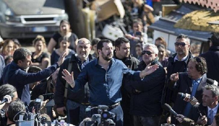 Rechazo generalizado a la propuesta de un censo de gitanos en Italia para expulsar a los extranjeros