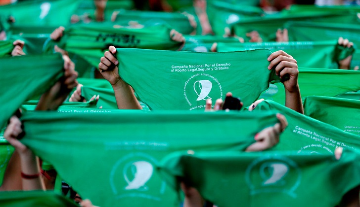 La ley del aborto legal tiene media sanción en Argentina