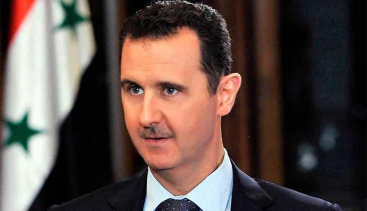 """Al Assad: """"No dejaremos participar a Occidente en la reconstrucción de Siria"""""""