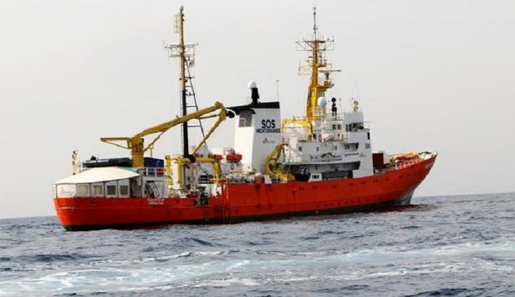 """Francia calificó de """"cínica"""" la actitud Italia de cerrar sus puertos al barco con 629 inmigrantes a bordo"""
