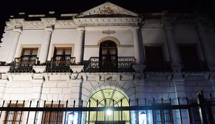 Ex Centro General de Instrucción para Oficiales de Reserva.