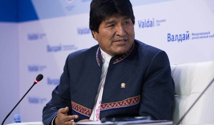 """Evo Morales: ingreso de Colombia en la OTAN es """"una agresión militar a toda América Latina"""""""