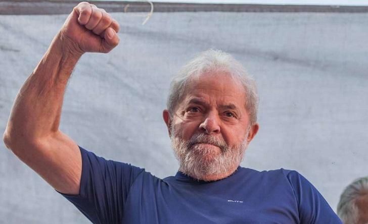Desde prisión, Lula Da Silva critica el empate de Brasil