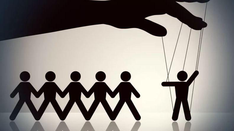 manipulacion masas