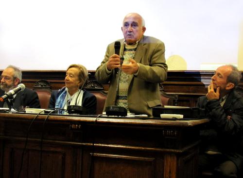 Roberto Markarian, rector de la Universidad de la República