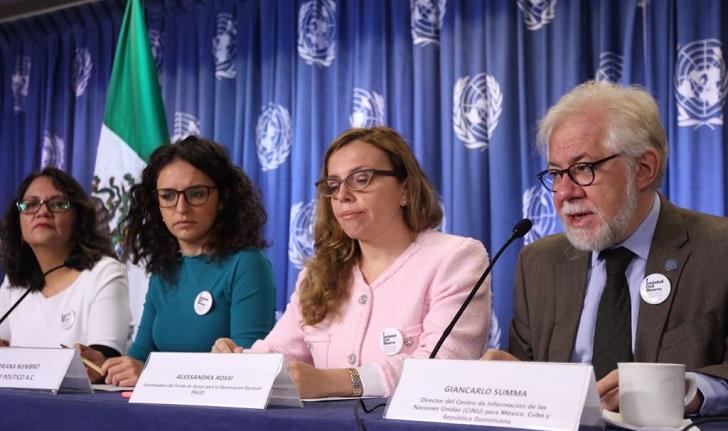Violencia política en México, a niveles nunca antes vistos: ONU.