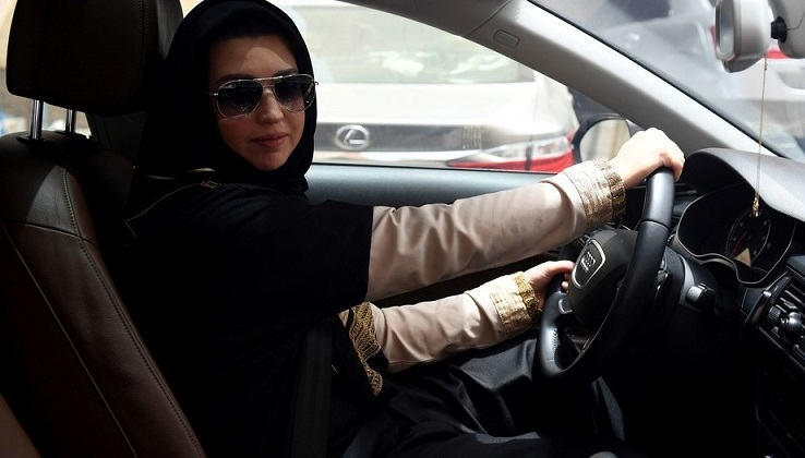 mujeres arabia