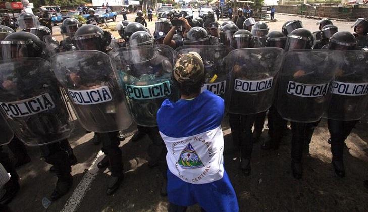 La CIDH responsabilizó al gobierno de Daniel Ortega por graves violaciones a los DDHH.
