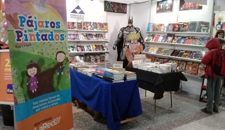 Feria del Libro Infantil y Juvenil de Montevideo.