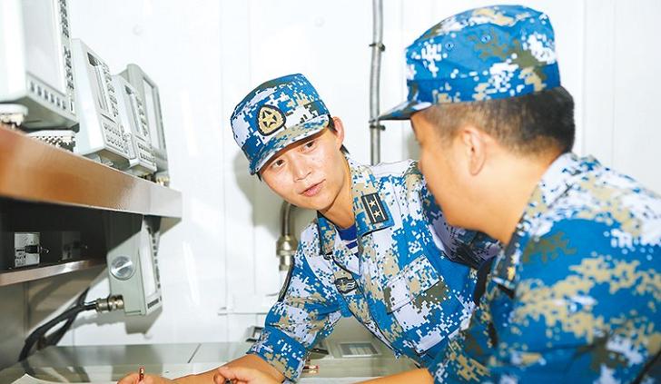 La Marina china tendrá por primera vez una mujer comandante