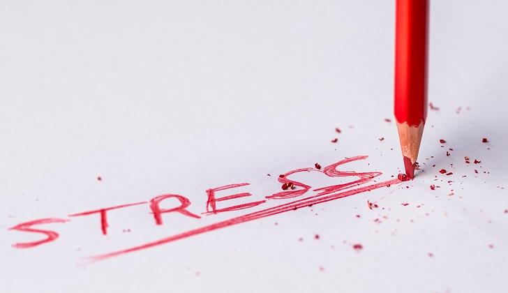 Estos son algunos de los problemas de salud que provoca el estrés. Foto: Pixabay