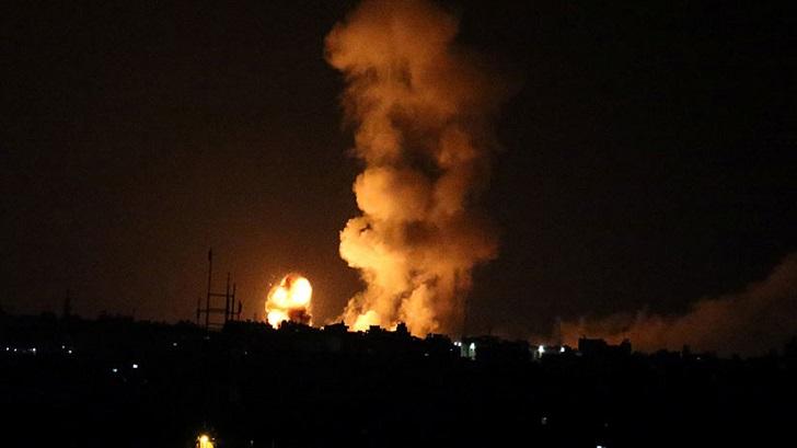 """Israel: Hamas será responsable de toda la """"destrucción y víctimas"""" que puedan producirse."""