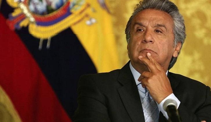 Ecuador envía notas de protesta a Venezuela y Bolivia por apoyar a Correa