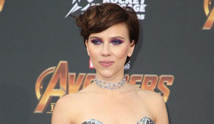 Scarlett Johansson se retira de proyecto después de recibir críticas