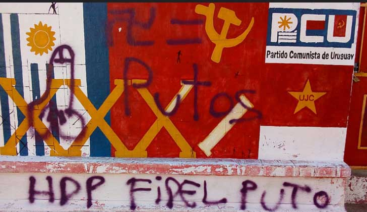 Foto: Partido Comunista del Uruguay.