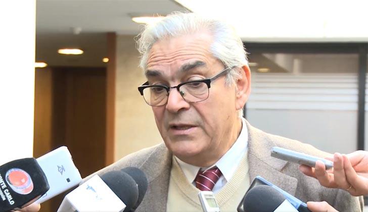 Ministro Enzo Benech.