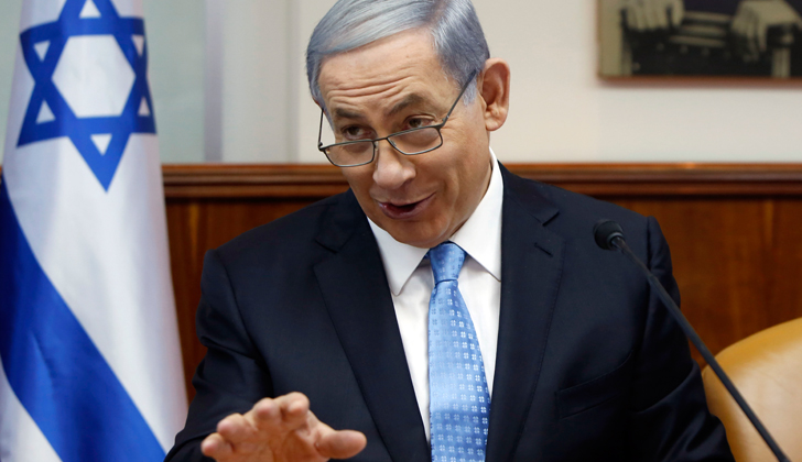 Primer ministro israelí, Benjamín Netanyahu. Foto: Gali Tibbon – AFP.