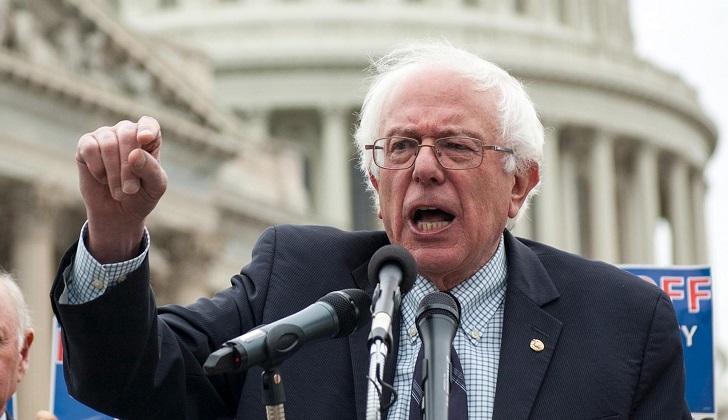 """Bernie Sanders y otros demócratas califican de """"altamente cuestionable y politizado"""" el juicio de Lula."""