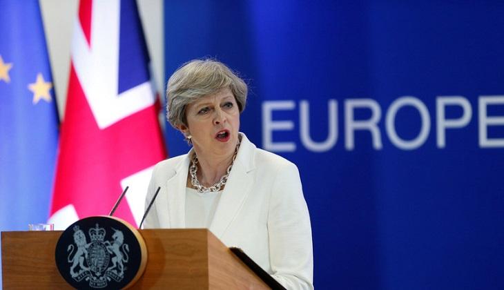 Reino Unido presenta el plan oficial sobre su futura relación con la UE.