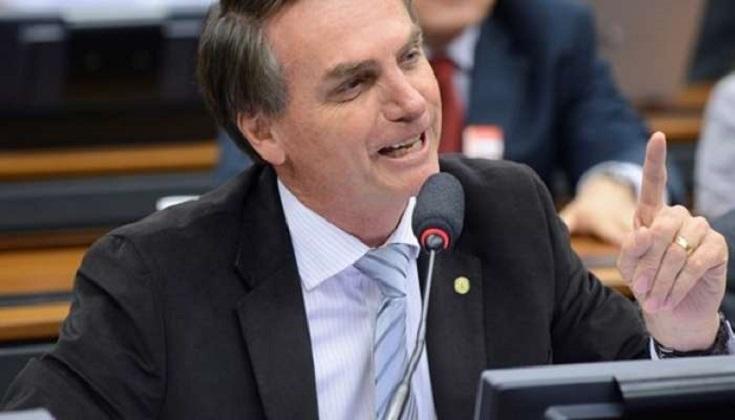 """Jair Bolsonaro justificó a la dictadura brasileña: """"No hubo golpe militar en 1964""""."""