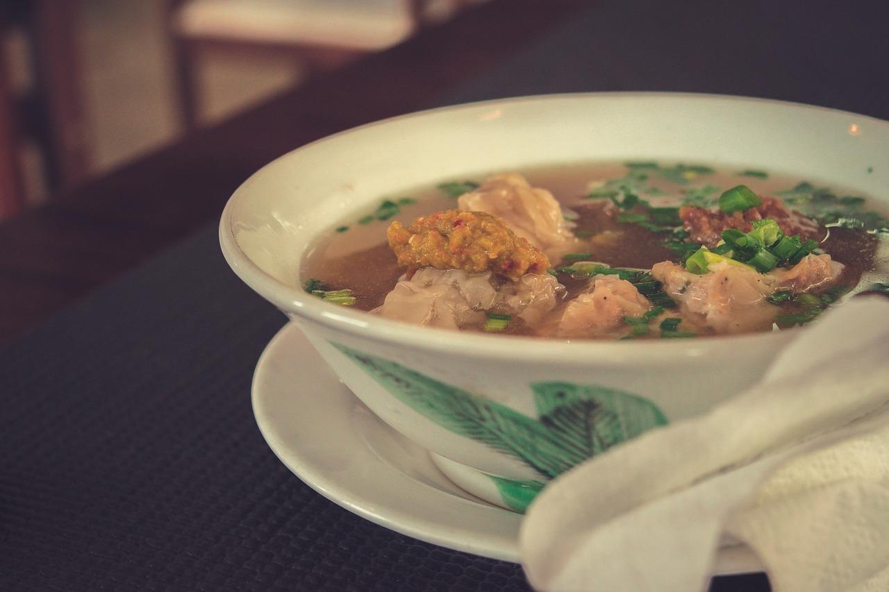 La comida asiática suele tener GMS. Foto: Pixabay
