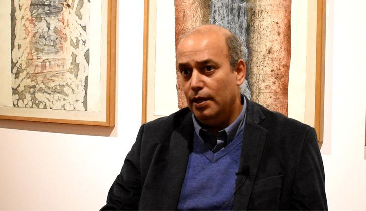 Coordinador del Instituto Nacional de Artes Visuales, Alejandro Denes. Foto: LARED21.