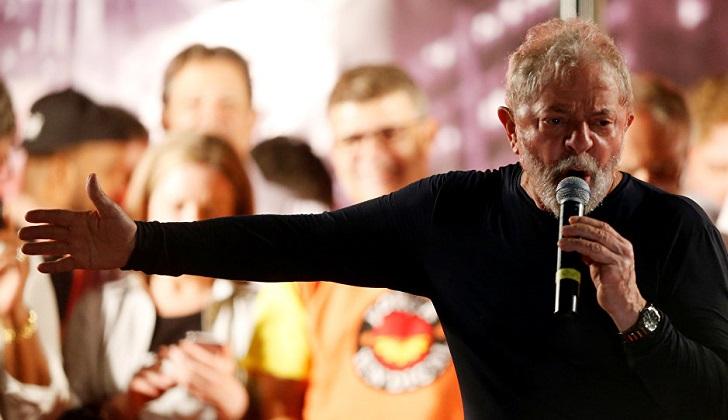 Prohíben a Lula hacer campaña desde la cárcel