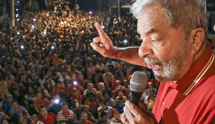 """Lula da Silva: """"Parece que no bastó con arrestarme. Quieren callarme"""""""