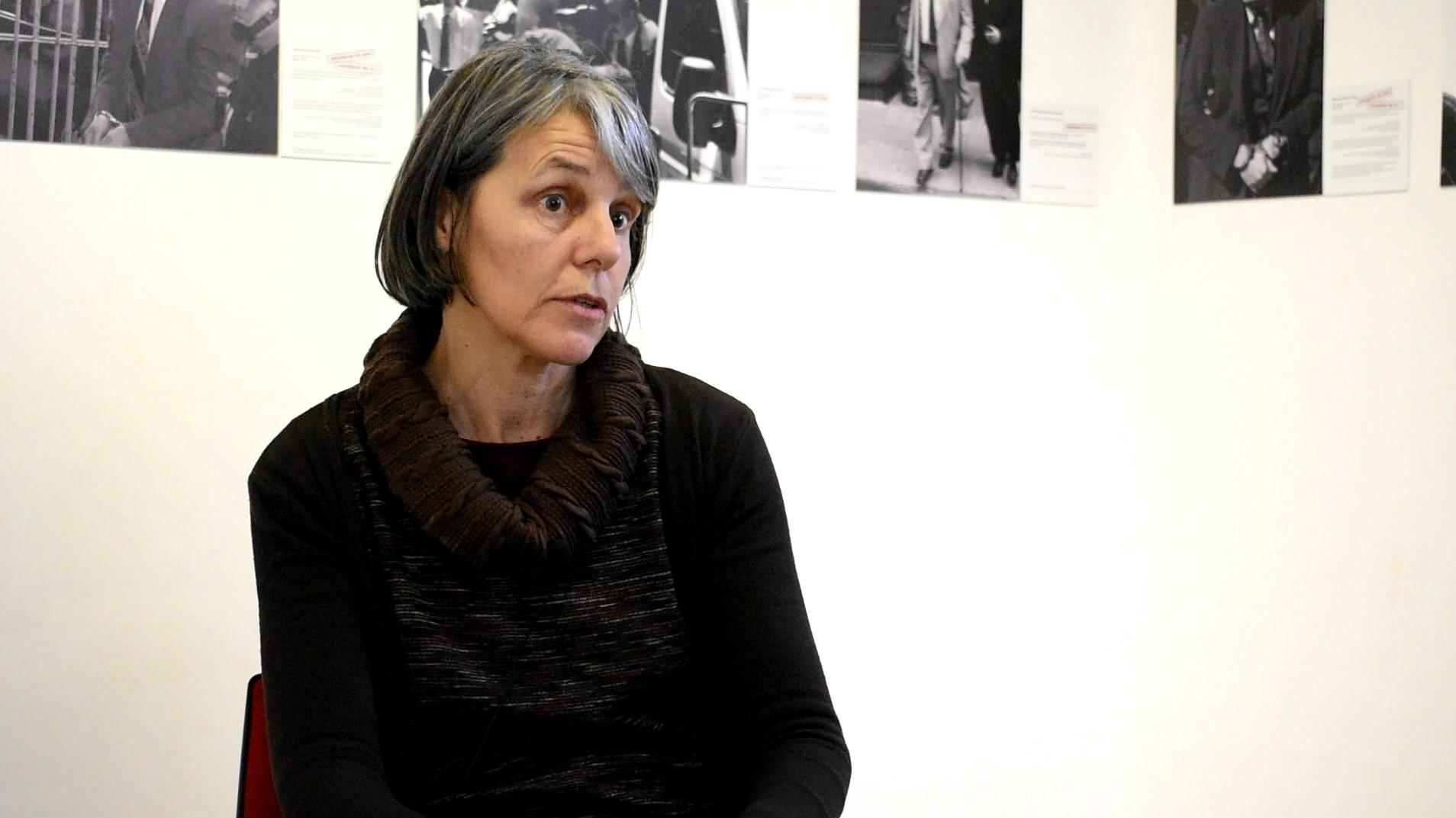 Mariana Mota es directora de la Institución Nacional de Derechos Humanos y Defensoría del Pueblo (INDDHH)