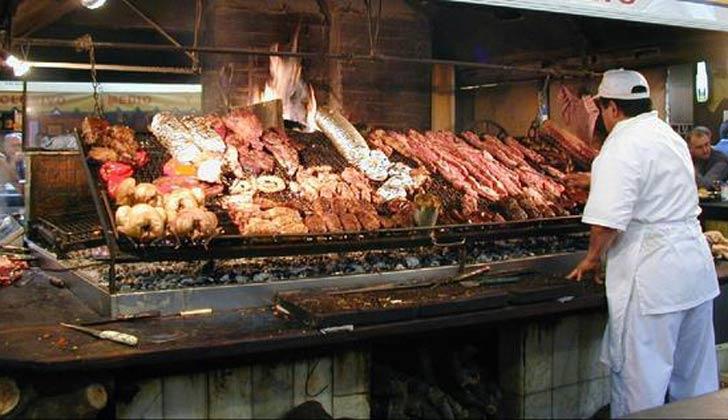 Los que más consumen carne de vaca en el mundo — Uruguayos campeones