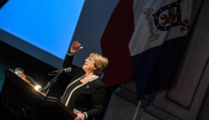 """Bachelet: """"empoderar a niñas y mujeres de América Latina y el mundo es una tarea pendiente"""""""