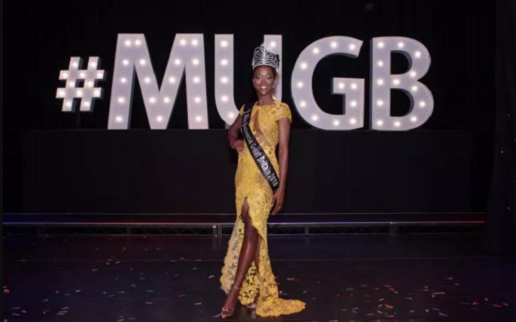 Por primera vez una mujer negra representará a Gran Bretaña en Miss Universo