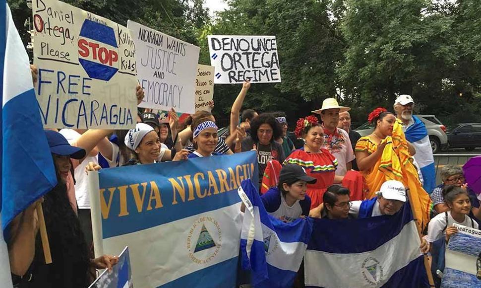 Nicaragua: contabilizan más de 400 muertos en protestas