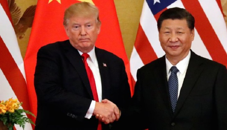 CIA: China quiere reemplazar a Estados Unidos como superpotencia mundial.