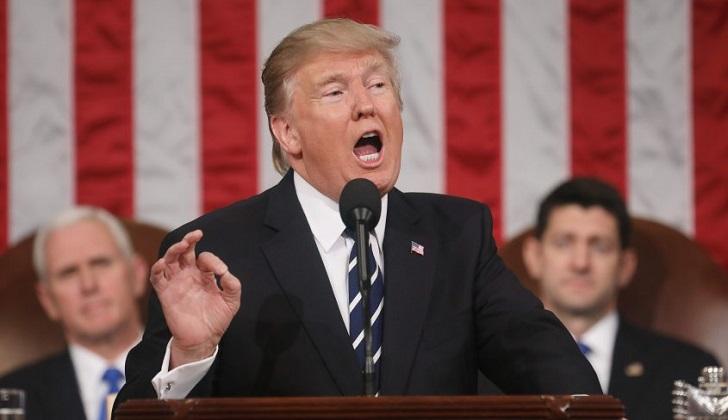 """Trump avisa que """"hará algo"""" si la OMC no trata """"adecuadamente"""" a EE.UU."""