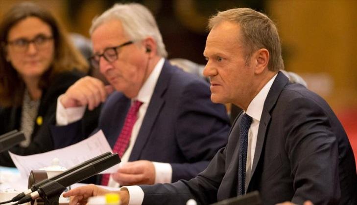 UE insta a EEUU, China y Rusia a no empezar una guerra comercial.