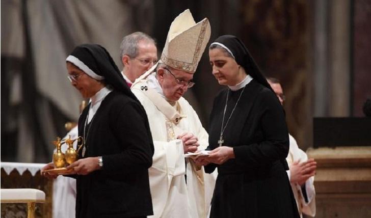 El Vaticano afirma sentir