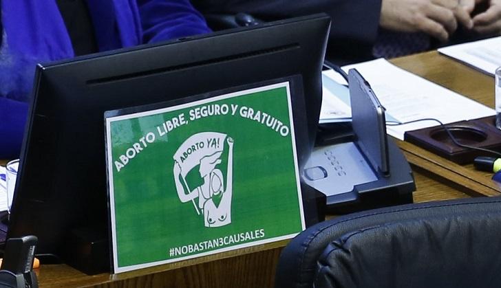 Diputadas chilenas presentaron proyecto para la despenalización del aborto.